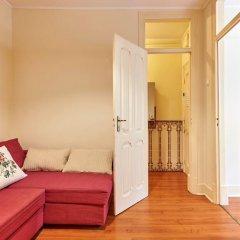 Апартаменты Discovery Apartment Areeiro комната для гостей фото 3