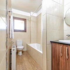 Отель Fig Tree Bay Villa 6 Кипр, Протарас - отзывы, цены и фото номеров - забронировать отель Fig Tree Bay Villa 6 онлайн ванная фото 2