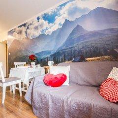 Отель Dolina Resort Zakopane Косцелиско комната для гостей фото 2