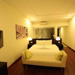 Отель Thanh Binh Riverside Hoi An 4* Стандартный номер с различными типами кроватей фото 3