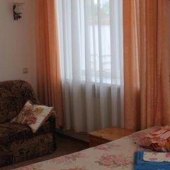 Мини-Отель Неман Дом Дружбы Номер Комфорт двуспальная кровать фото 5