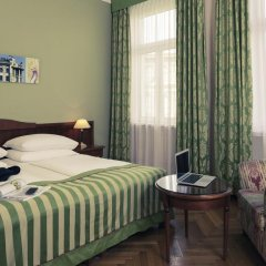 Отель Mercure Secession Wien 4* Стандартный номер с различными типами кроватей фото 7