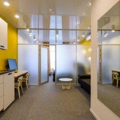 Гостиница Partner Guest House Klovskyi 3* Улучшенные апартаменты с различными типами кроватей фото 9