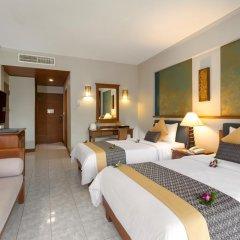 Отель Krabi Resort 4* Номер Делюкс с двуспальной кроватью фото 8