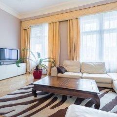 Апартаменты Wenceslas Square Apartment комната для гостей
