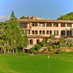 Sheraton Mallorca Arabella Golf Hotel 5* Номер Делюкс с различными типами кроватей фото 4