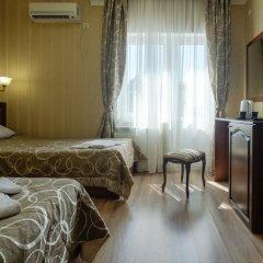 Mini-Hotel Tri Art Стандартный семейный номер с двуспальной кроватью фото 6