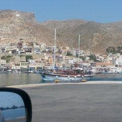 Отель Pizania Греция, Калимнос - отзывы, цены и фото номеров - забронировать отель Pizania онлайн пляж