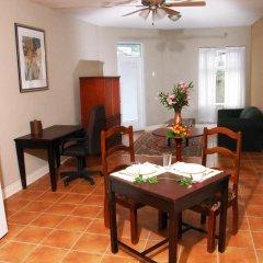 Отель Guest House Villa Mishkan Ямайка, Ранавей-Бей - отзывы, цены и фото номеров - забронировать отель Guest House Villa Mishkan онлайн комната для гостей фото 4