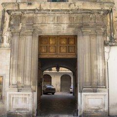 Отель La Mansarda di Corso Vittorio Лечче парковка