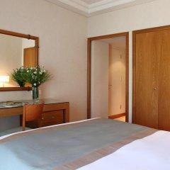 Отель Rodos Park Suites & Spa 4* Стандартный номер с двуспальной кроватью фото 4