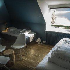Trolltunga Hotel 2* Стандартный номер с различными типами кроватей (общая ванная комната) фото 5
