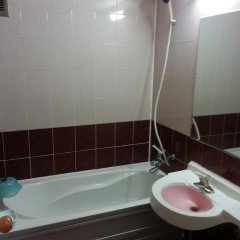 Отель Royal Park Motel Южная Корея, Тэгу - отзывы, цены и фото номеров - забронировать отель Royal Park Motel онлайн ванная фото 2