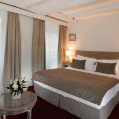 Отель Hôtel Madeleine Plaza 4* Стандартный номер с различными типами кроватей