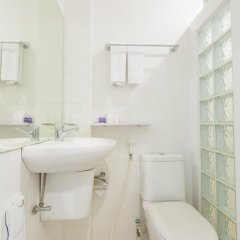 Отель Zing Resort & Spa 3* Улучшенный номер с различными типами кроватей фото 4