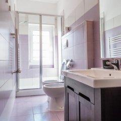 Отель Ostia Holiday Италия, Лидо-ди-Остия - отзывы, цены и фото номеров - забронировать отель Ostia Holiday онлайн ванная фото 2