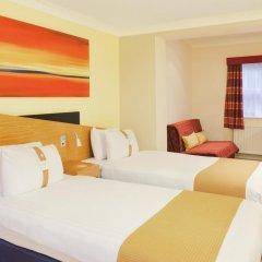 Отель Holiday Inn Express London Victoria 3* Стандартный номер с различными типами кроватей