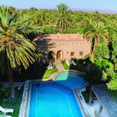 Отель Ksar Elkabbaba бассейн