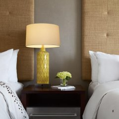 Renaissance Columbus Downtown Hotel 3* Стандартный номер с 2 отдельными кроватями фото 2