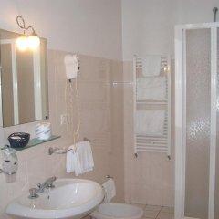 Hotel San Germano Кастрочьело ванная фото 2