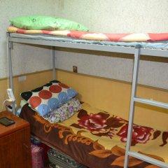 Отель Жилое помещение у Дмитровской Кровать в женском общем номере фото 6