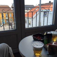 Отель Ibsens B&B Норвегия, Гримстад - отзывы, цены и фото номеров - забронировать отель Ibsens B&B онлайн балкон