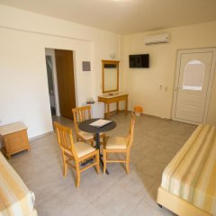 Anastasia Hotel 3* Стандартный семейный номер с различными типами кроватей фото 2