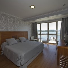Hotel As Brisas do Freixo 2* Номер Делюкс с различными типами кроватей
