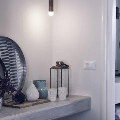 Отель Santo Maris Oia, Luxury Suites & Spa 5* Вилла Делюкс с различными типами кроватей фото 6