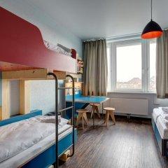 MEININGER Hotel Hamburg City Center 2* Стандартный номер 2 отдельные кровати фото 3