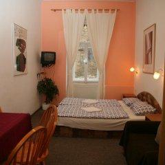 Отель Residence Albert 2* Стандартный номер с двуспальной кроватью