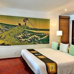 Отель Mom Tri S Villa Royale 5* Стандартный номер фото 8