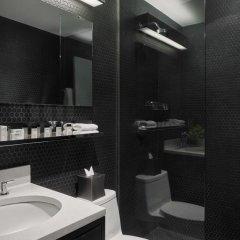Отель Night Theater District, Times Square Улучшенный номер с различными типами кроватей фото 3