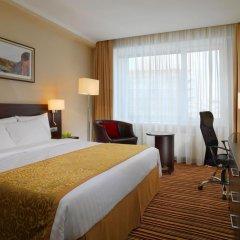 Гостиница Кортъярд Марриотт Иркутск Сити Центр 4* Номер Делюкс с различными типами кроватей фото 2