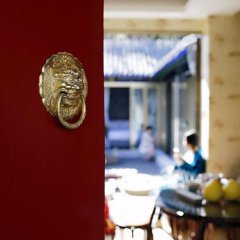Отель Beichangjie quadrangle dwellings Китай, Пекин - отзывы, цены и фото номеров - забронировать отель Beichangjie quadrangle dwellings онлайн питание фото 2
