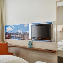 H+ Hotel Berlin Mitte 4* Стандартный номер с различными типами кроватей фото 6