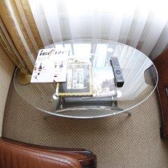 Гостиница Николь 3* Стандартный семейный номер с двуспальной кроватью фото 2
