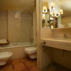 Hotel URH Vila de Tossa ванная фото 2