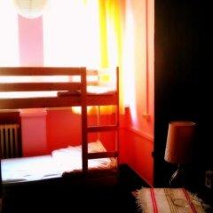 WDj Hostel Кровать в общем номере с двухъярусной кроватью фото 23