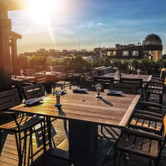 Square Nine Hotel Belgrade Белград питание фото 2