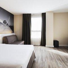 Отель Holiday Inn Express Valencia-San Luis Испания, Валенсия - отзывы, цены и фото номеров - забронировать отель Holiday Inn Express Valencia-San Luis онлайн комната для гостей фото 4