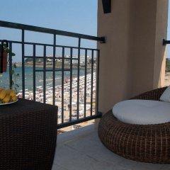 Отель Oasis VIP Club Болгария, Солнечный берег - отзывы, цены и фото номеров - забронировать отель Oasis VIP Club онлайн балкон