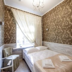 Гостиница АРТ Авеню Стандартный номер двухъярусная кровать фото 40