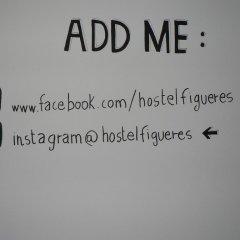 Hostel Figueres интерьер отеля