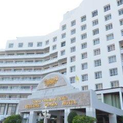 Welcome Plaza Hotel 3* Стандартный номер с разными типами кроватей фото 7