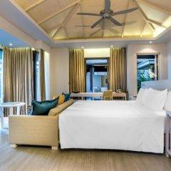 Отель Pullman Phuket Arcadia Naithon Beach 5* Номер Делюкс с двуспальной кроватью фото 5