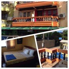 Отель Star House балкон
