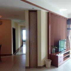 Отель Golden Mango Апартаменты с различными типами кроватей фото 25