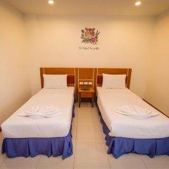 Отель Fulla Place 3* Улучшенный номер с 2 отдельными кроватями