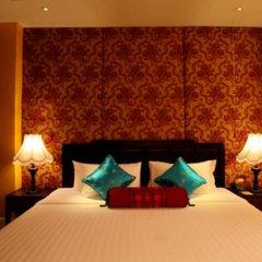 Shanghai Mansion Bangkok Hotel 4* Люкс с различными типами кроватей фото 12